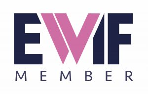 EWIF (Encouraging Women into Franchising) Member Logo