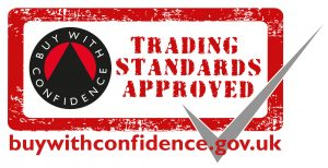 Trading Standards 'Buy with Confidence' Logo