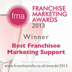 Franchise Marketing Awards Best Franchisee Marketing Support 2013 Winners