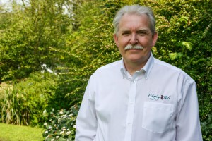 Wagging Tails franchisee Gary Spencer-Todd