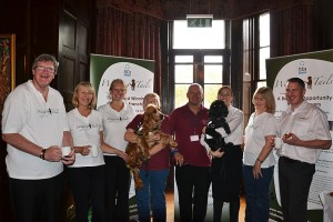 Wagging Tails with Hearing Dogs for the Deaf