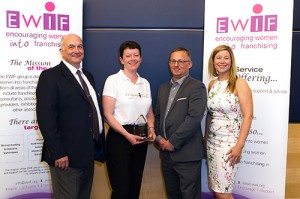 EWIF Award Winner Hilary Coates