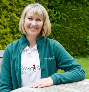 Sue Day, Wagging Tails Surrey & West Sussex Franchisee.