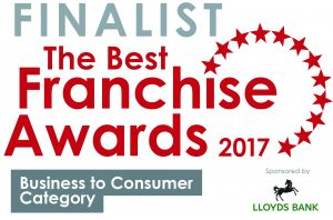 Wagging Tails are finalists at The Best Franchise Awards 2017