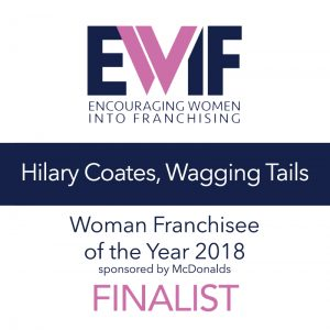 EWIF Woman Franchisee of the Year 2018 Finalist